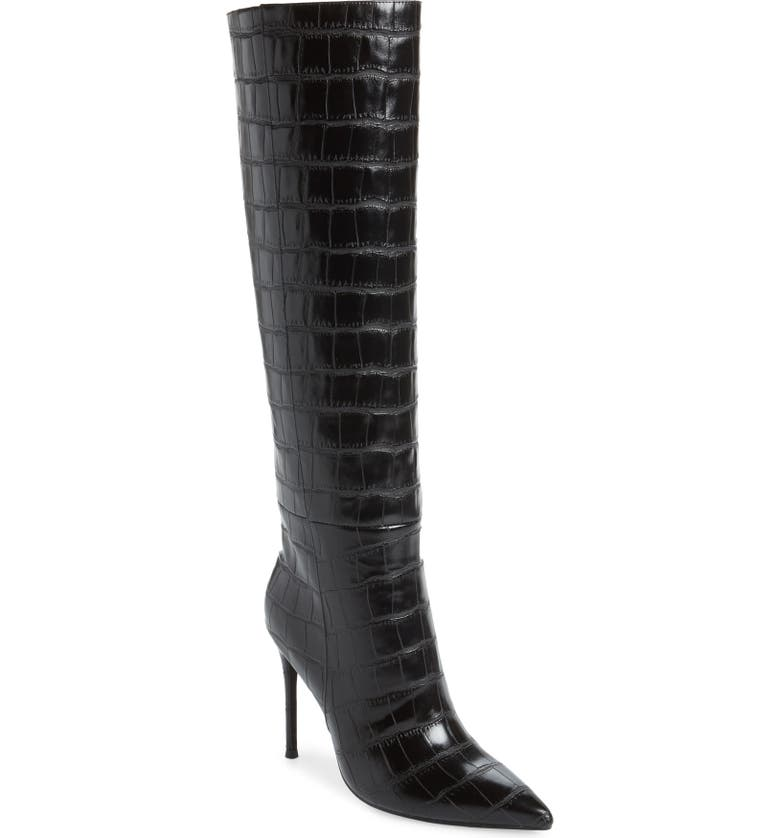 JEFFREY CAMPBELL Arsen Knee High Boot, Main, color, 016