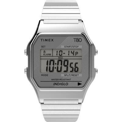 Timex T80 Digital Expansion Band Watch,