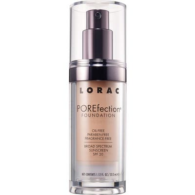 Lorac Porefection Foundation -