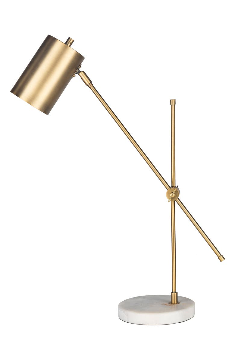 SURYA HOME Hannity Table Lamp, Main, color, GOLD