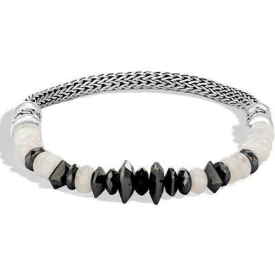 John Hardy Classic Chain Semiprecious Stone 5Mm Bracelet