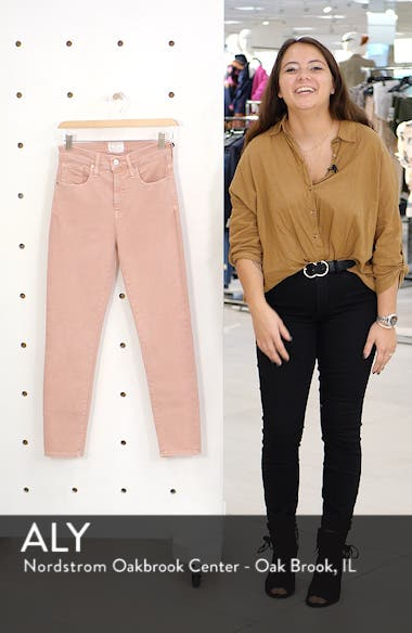 Sierra High Waist Ankle Skinny Pants, sales video thumbnail