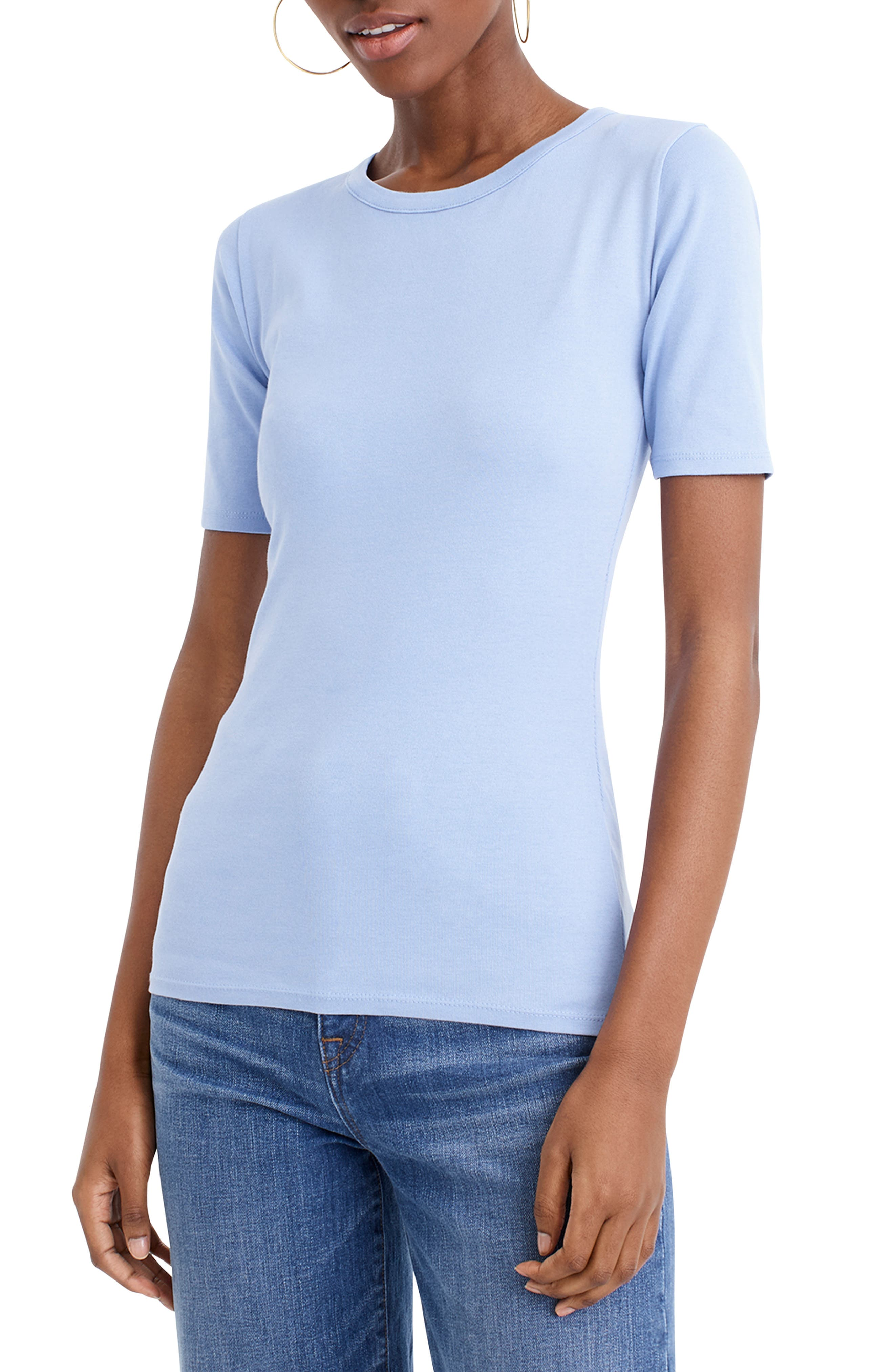 ,                             New Perfect Fit Tee,                             Main thumbnail 11, color,                             401