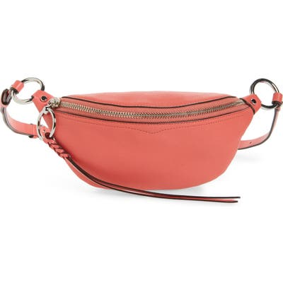 Rebecca Minkoff Bree Mini Belt Bag - Pink