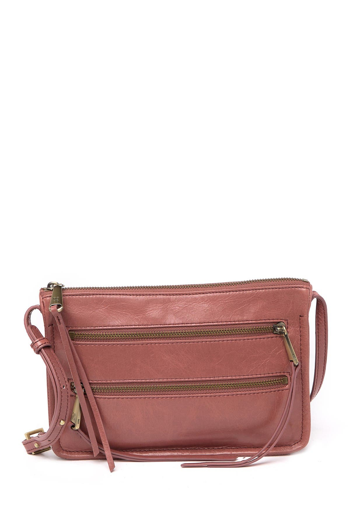 Image of Hobo Mission Leather Crossbody Bag