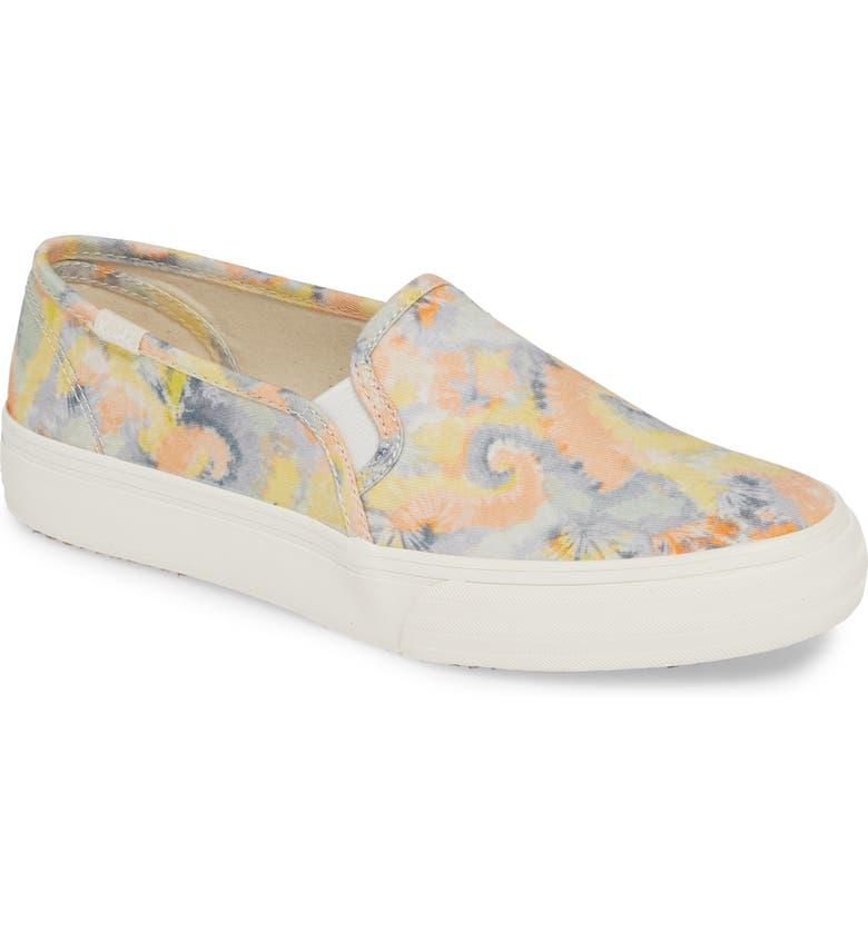 KEDS<SUP>®</SUP> Double Decker Tie Dye Sneaker, Main, color, 650