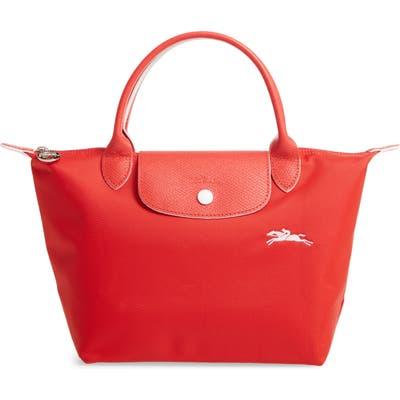 Longchamp Le Pliage Club Tote - Red