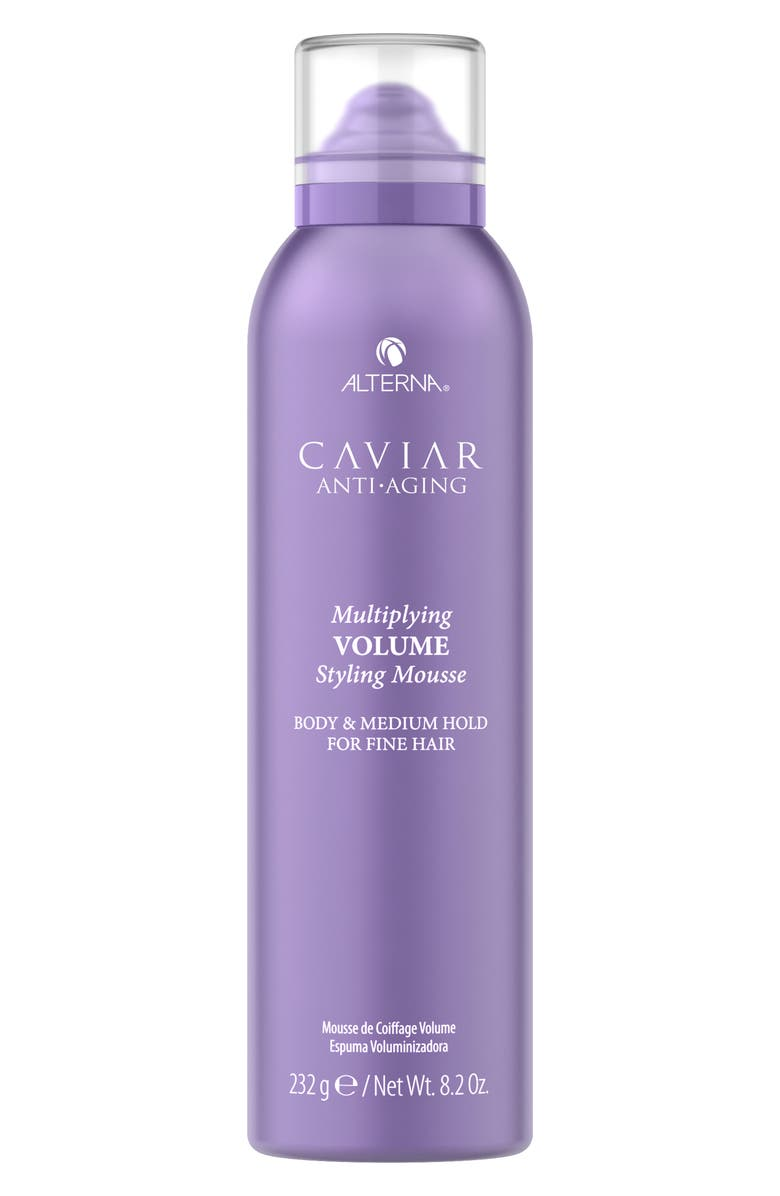 ALTERNA<SUP>®</SUP> Caviar Anti-Aging Multiplying Volume Styling Mousse, Main, color, NO COLOR