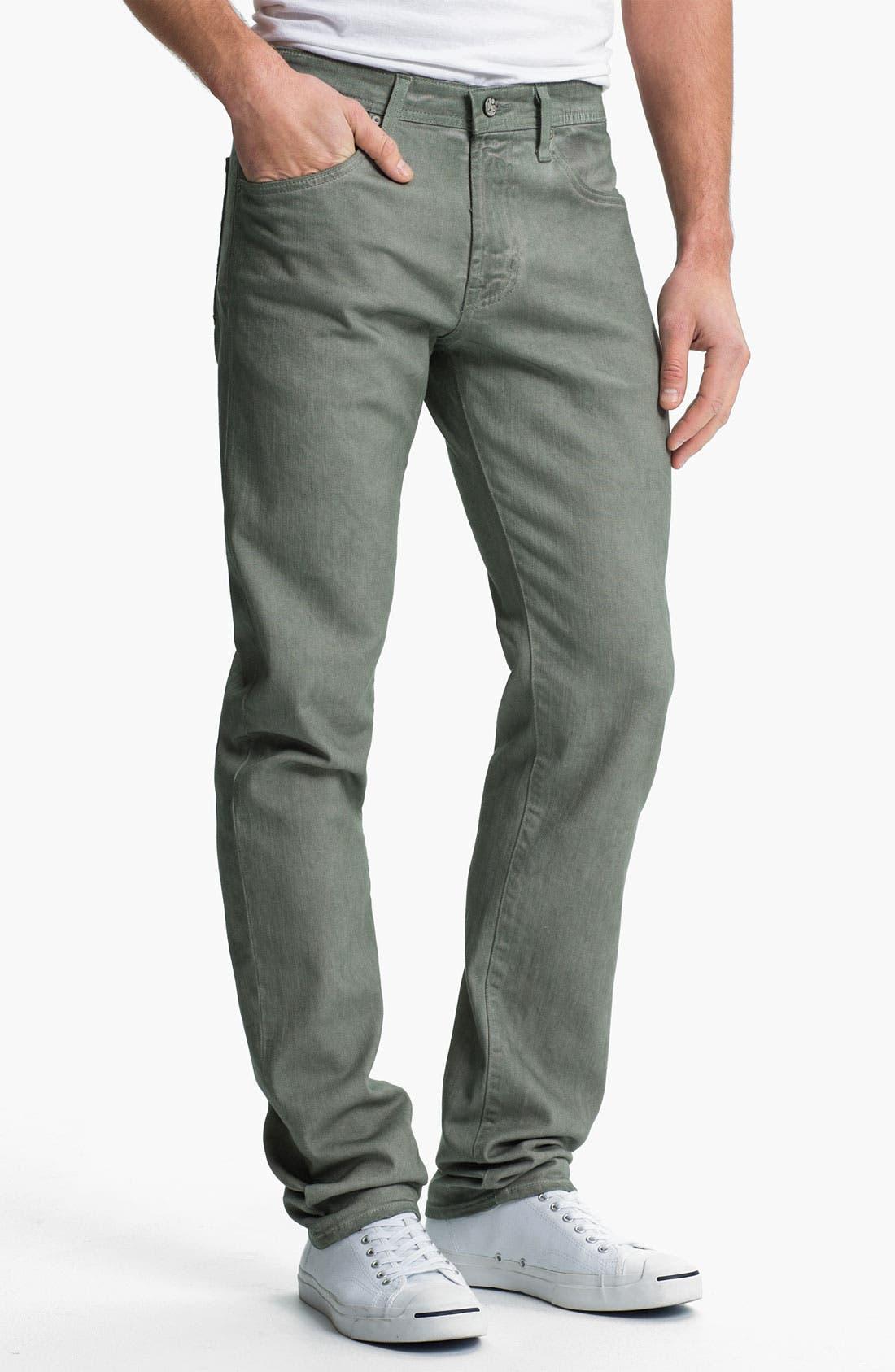 ,                             'Matchbox' Slim Fit Jeans,                             Main thumbnail 18, color,                             336