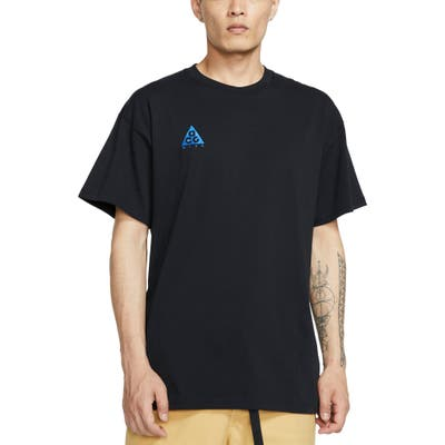 Nike Nrg All Conditions Gear Logo T-Shirt, Black