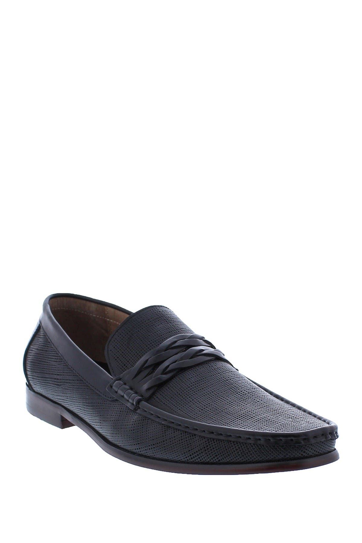 Image of Zanzara Aden Leather Loafer