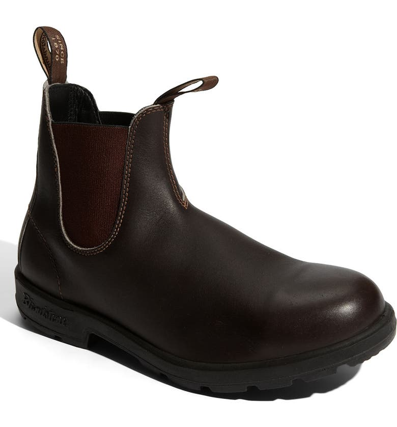 BLUNDSTONE FOOTWEAR Classic Boot, Main, color, STOUT BROWN
