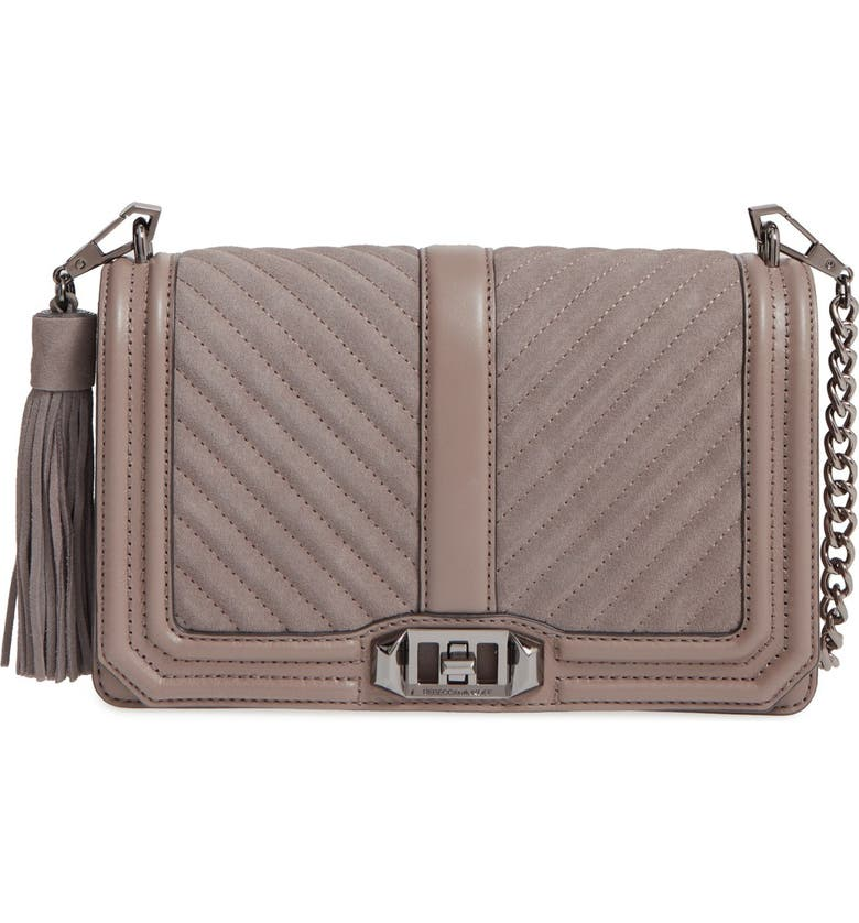 REBECCA MINKOFF Love Crossbody Bag, Main, color, 023