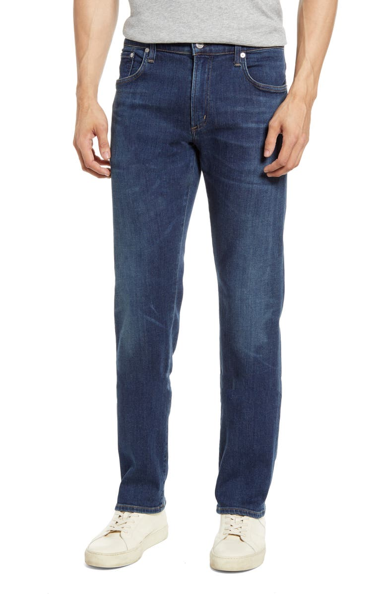 CITIZENS OF HUMANITY Core Slim Straight Leg Jeans, Main, color, EASTGATE