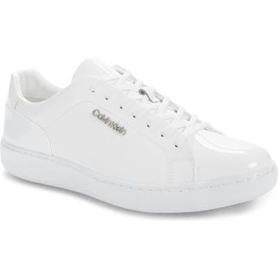 Calvin Klein Fuego Sneaker- White