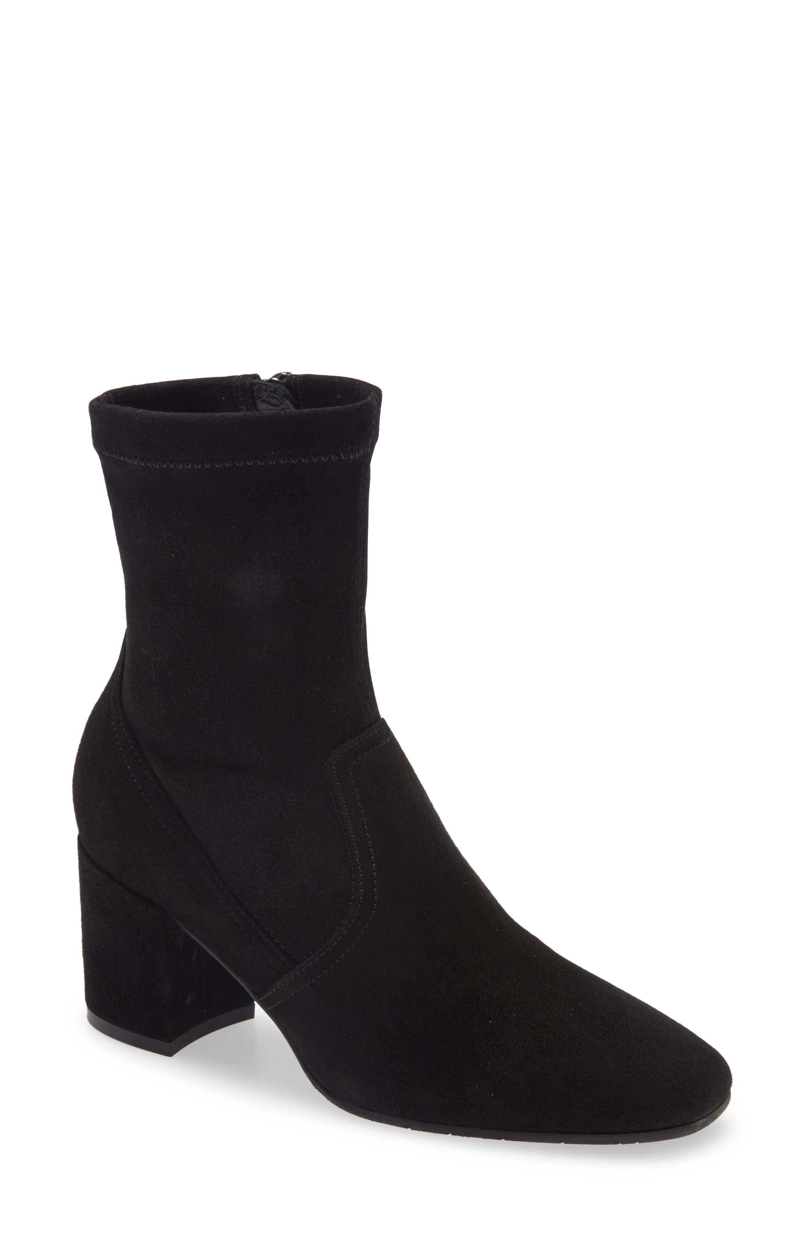 Dayana Water Resistant Stretch Bootie