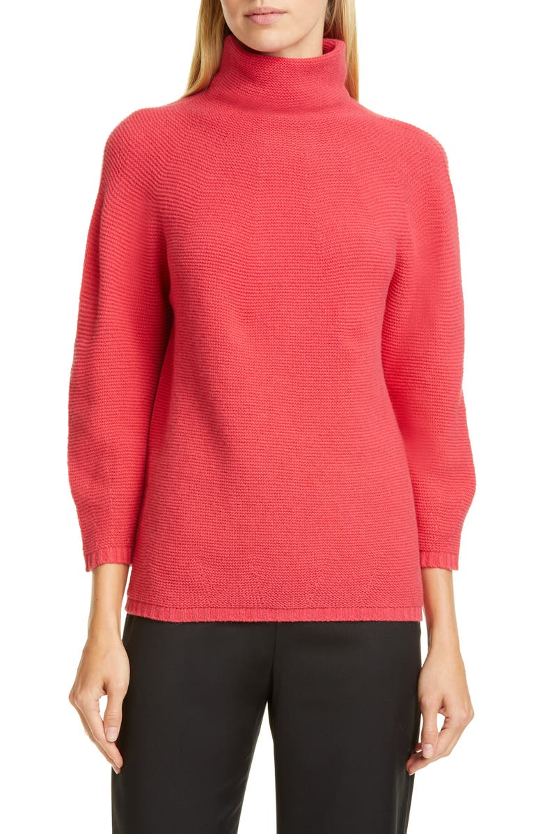 MAX MARA Etrusco Wool & Cashmere Sweater, Main, color, 950