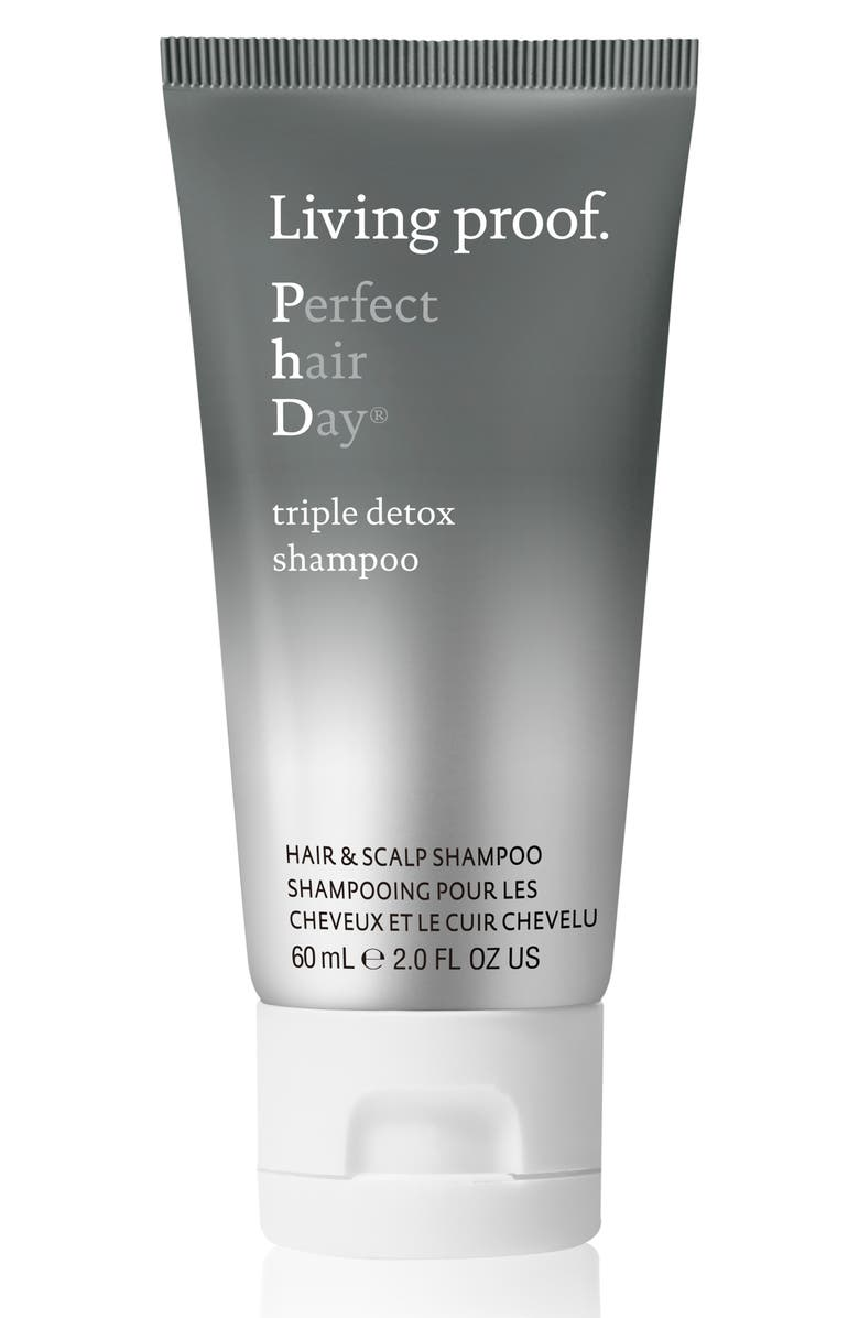 LIVING PROOF<SUP>®</SUP> Perfect hair Day<sup>™</sup> Triple Detox Shampoo, Main, color, NO COLOR