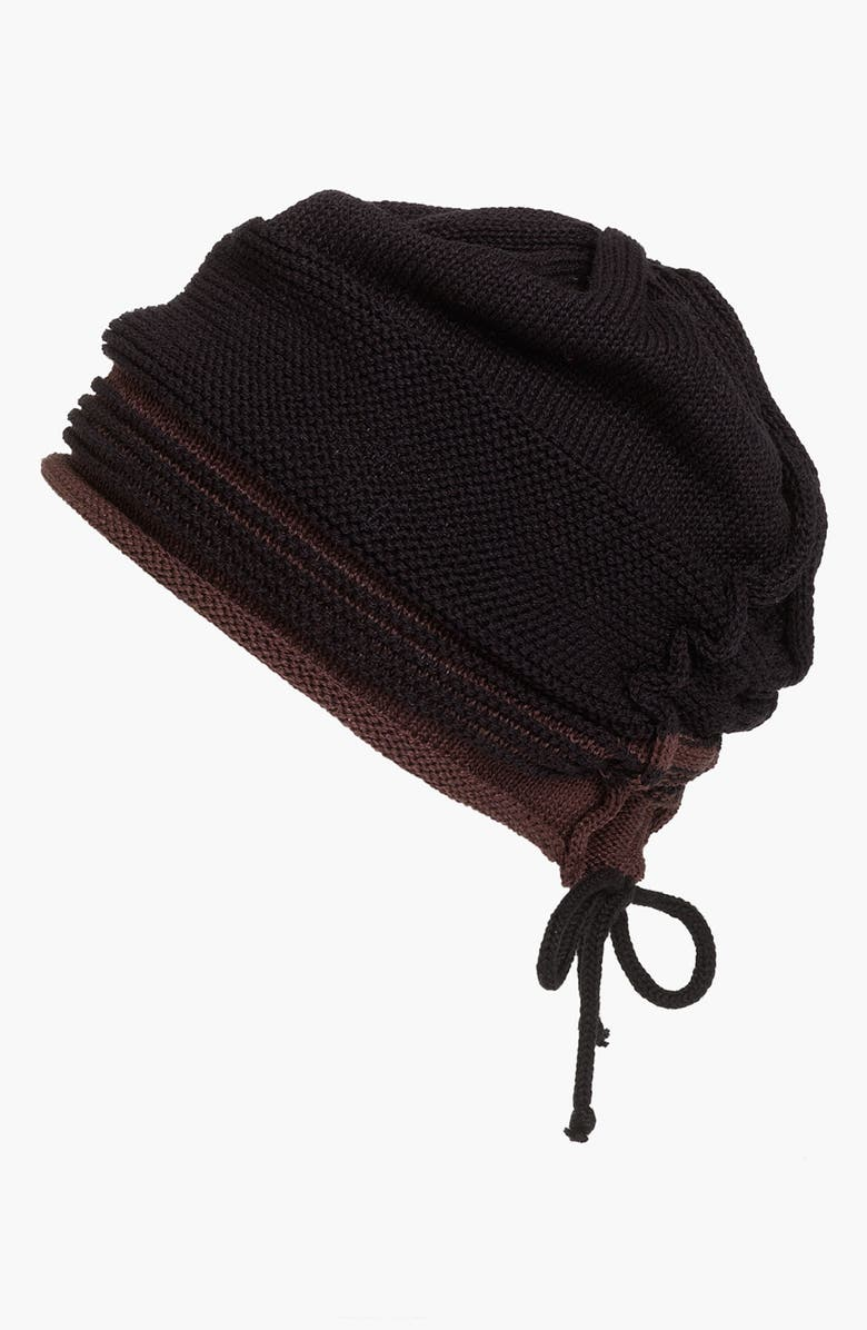 CARA Cinched Beanie, Main, color, 001