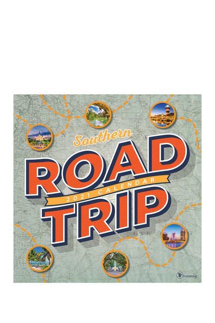 Image of TF Publishing 2021 Road Trip: South Wall Calendar