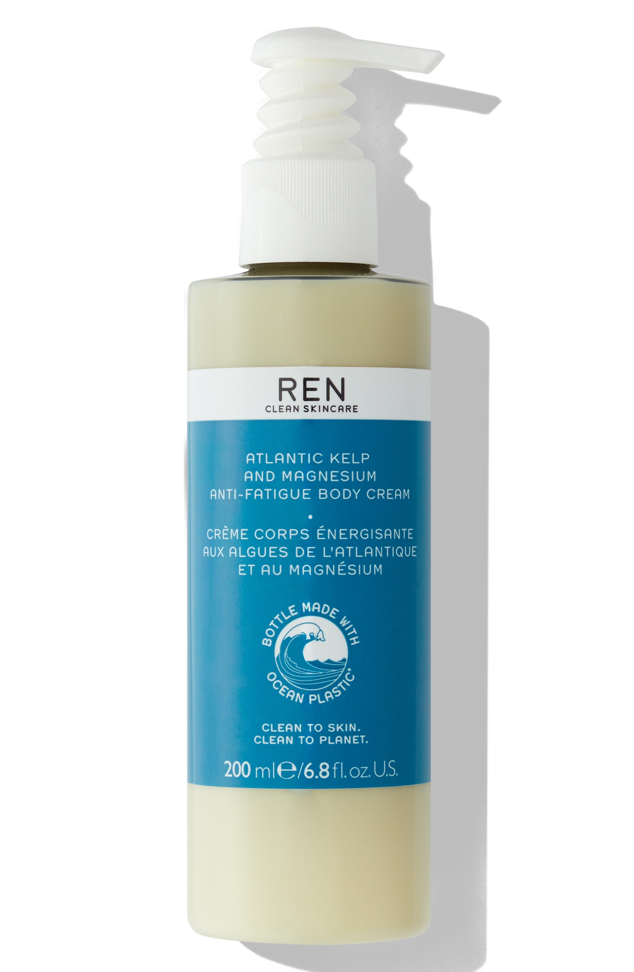 Atlantic Kelp and Magnesium Anti-Fatigue Body Cream | Nordstrom