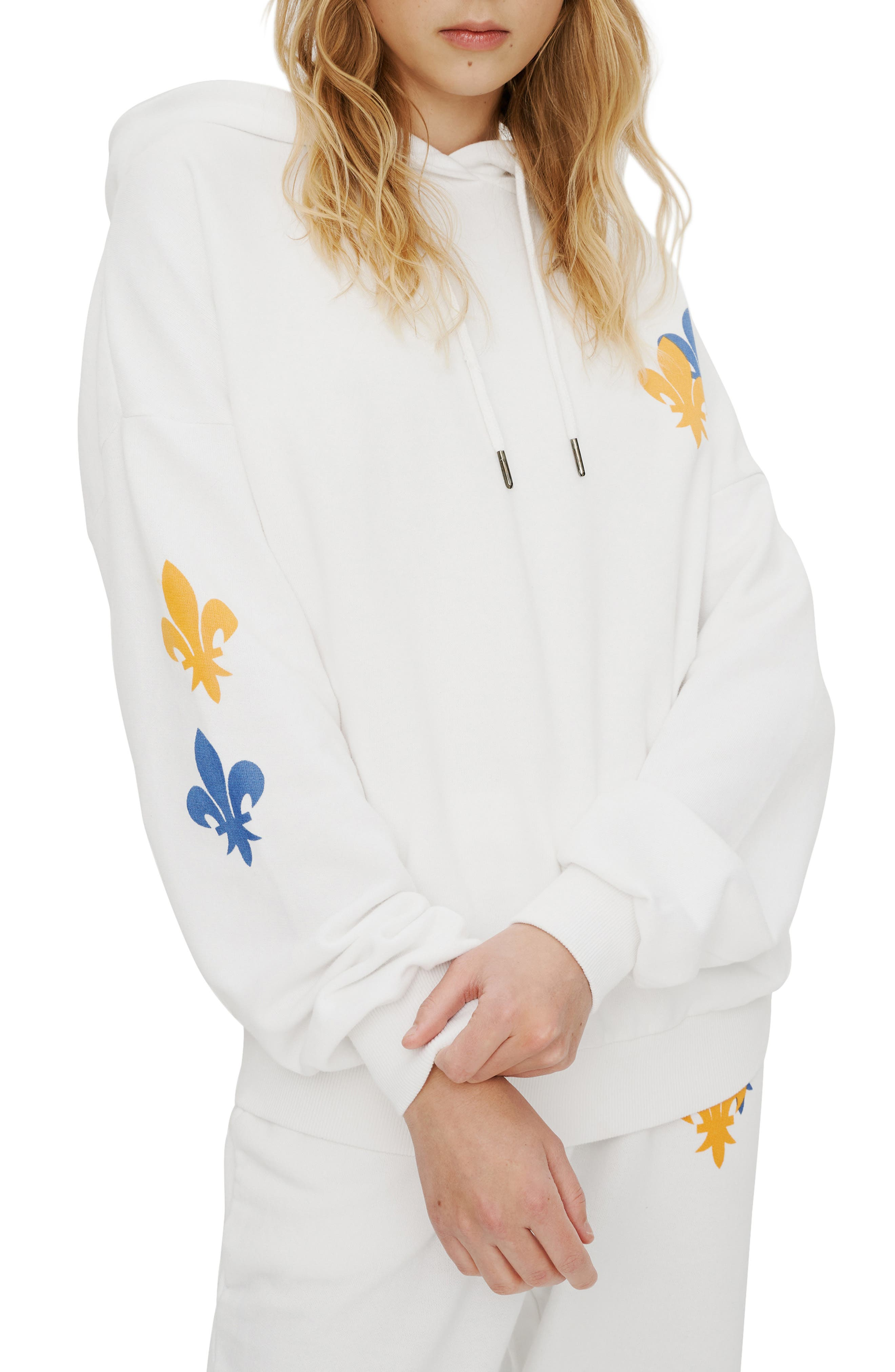 Cotton Graphic Hoodie