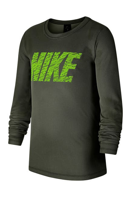 Image of Nike Core Perfect Long Sleeve Shirt