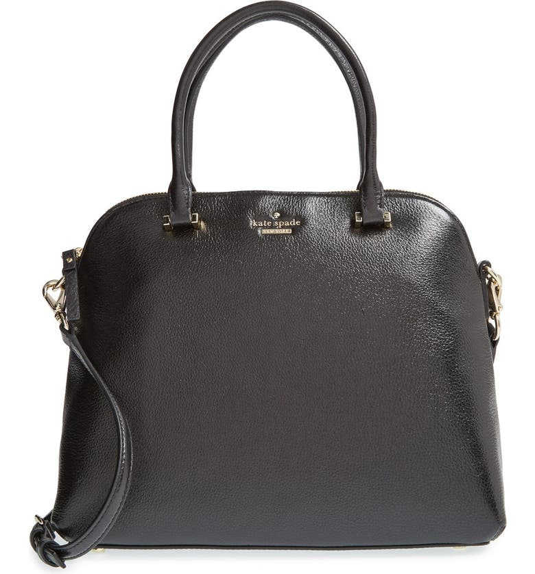 KATE SPADE NEW YORK 'emerson place - margot' satchel, Main, color, 001