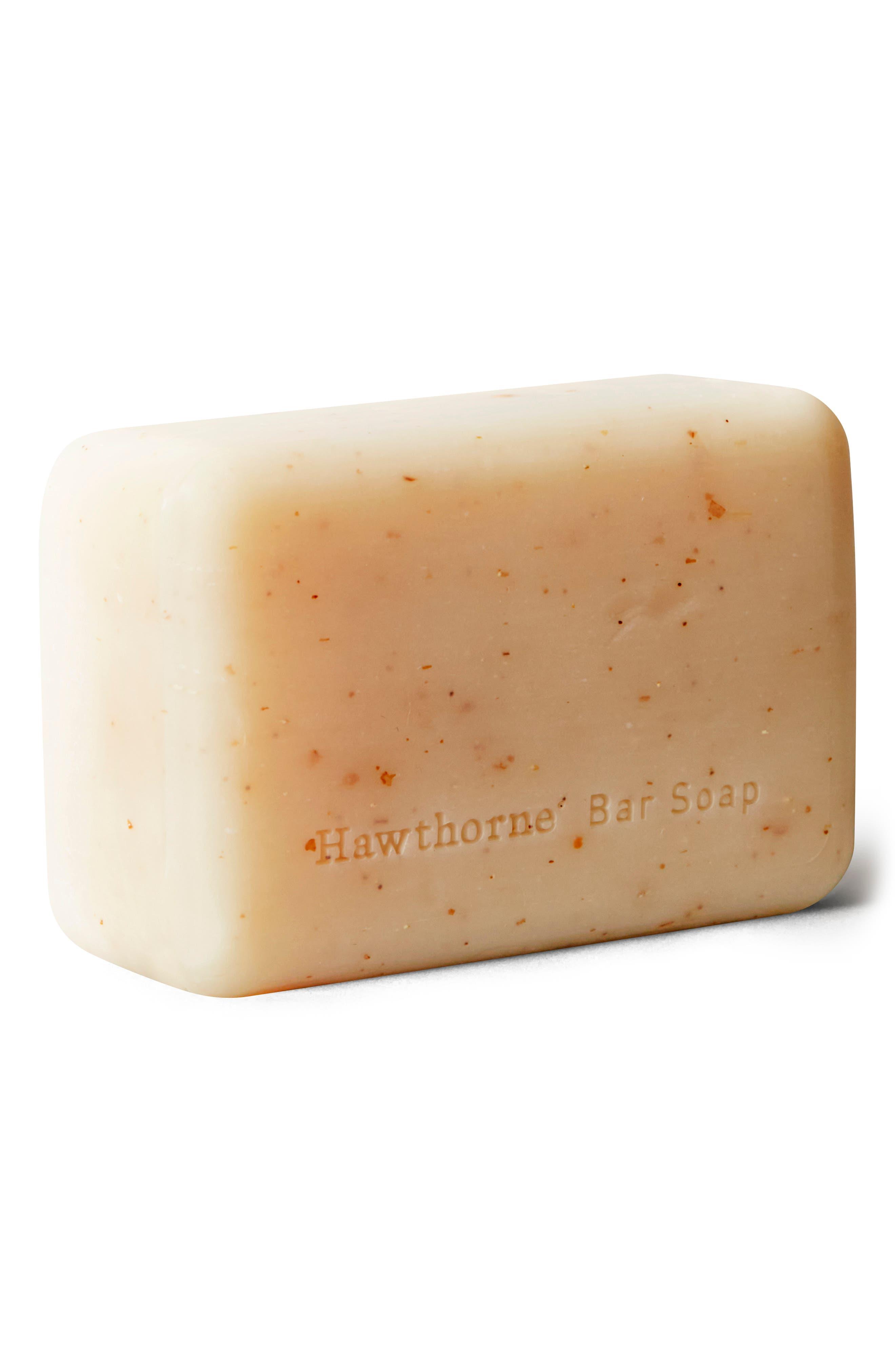 Exfoliating Bar Soap