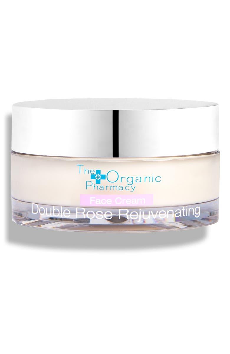 THE ORGANIC PHARMACY Double Rose Rejuvenating Face Cream, Main, color, 000