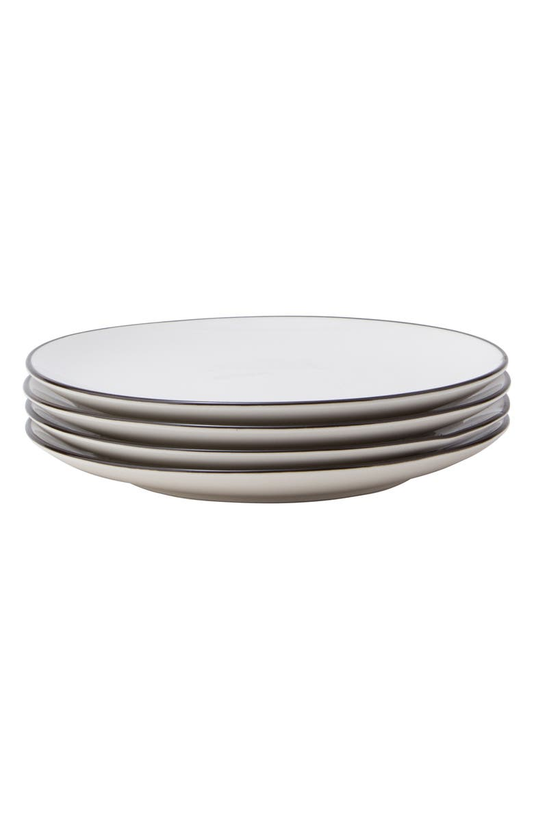 HUDSON WILDER Damek Set of 4 Small Plates, Main, color, 020