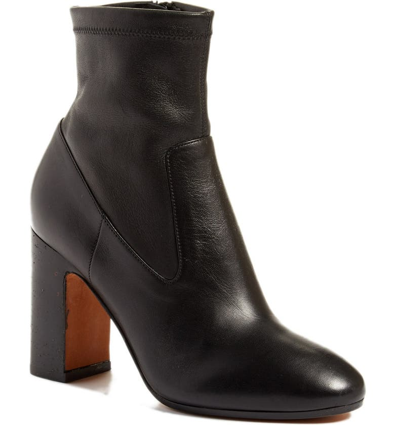 VINCE 'Calista' Block Heel Bootie, Main, color, 004