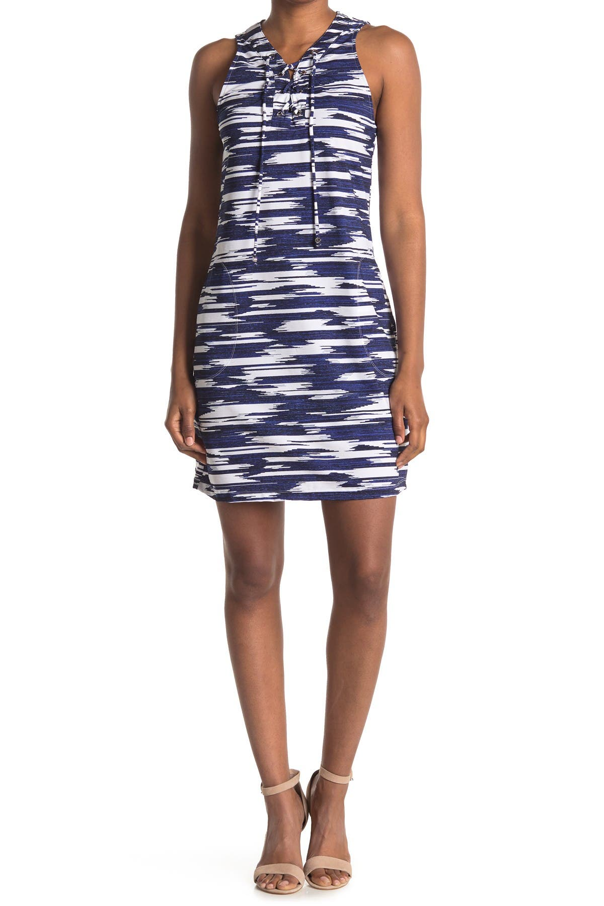 Image of Tommy Bahama Canyon Sky Cover-Up Spa Dress