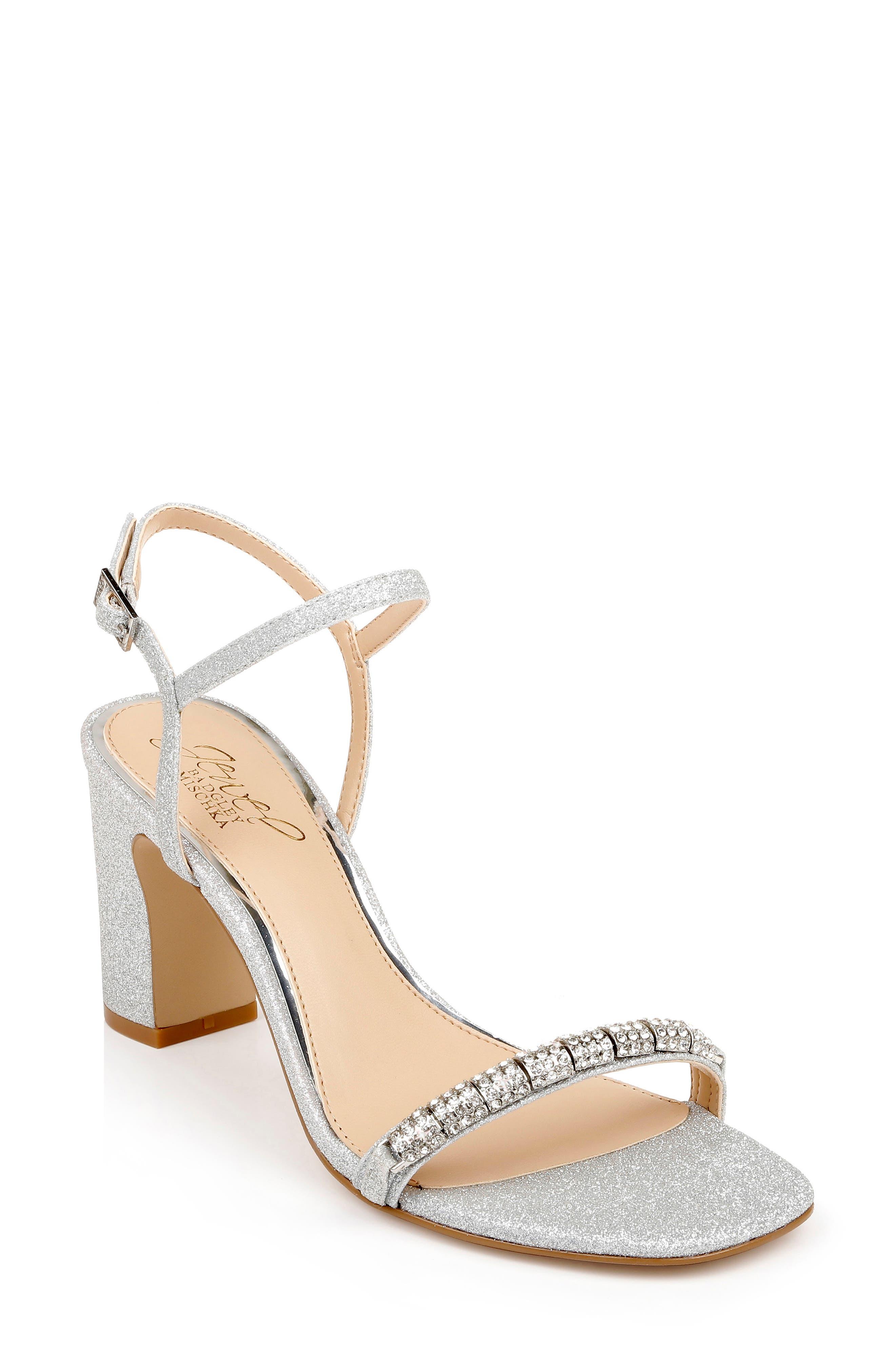 Charlee Block Heel Sandal