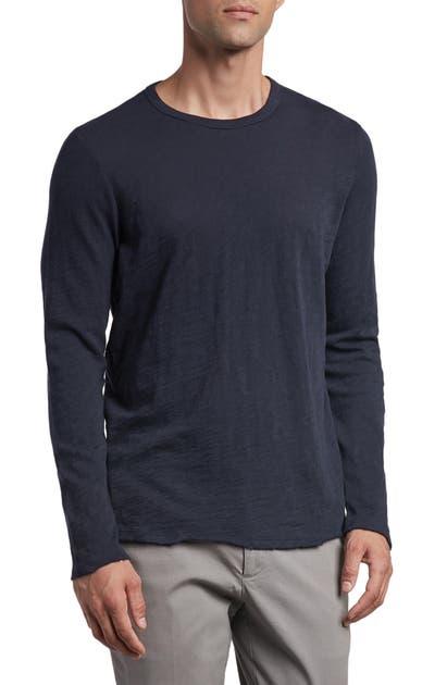 Atm Anthony Thomas Melillo T-shirts DESTROYED LONG SLEEVE T-SHIRT