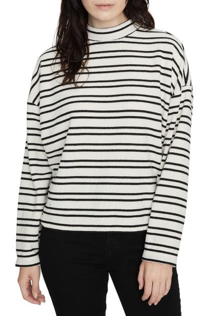 SANCTUARY ALEA STRIPE PULLOVER