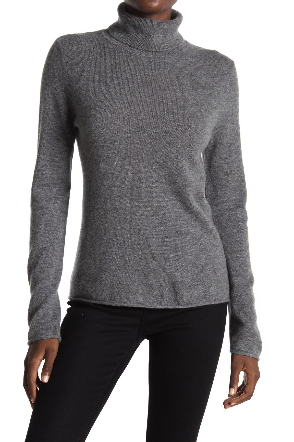Image of 14th & Union Turtleneck Cashmere Sweater