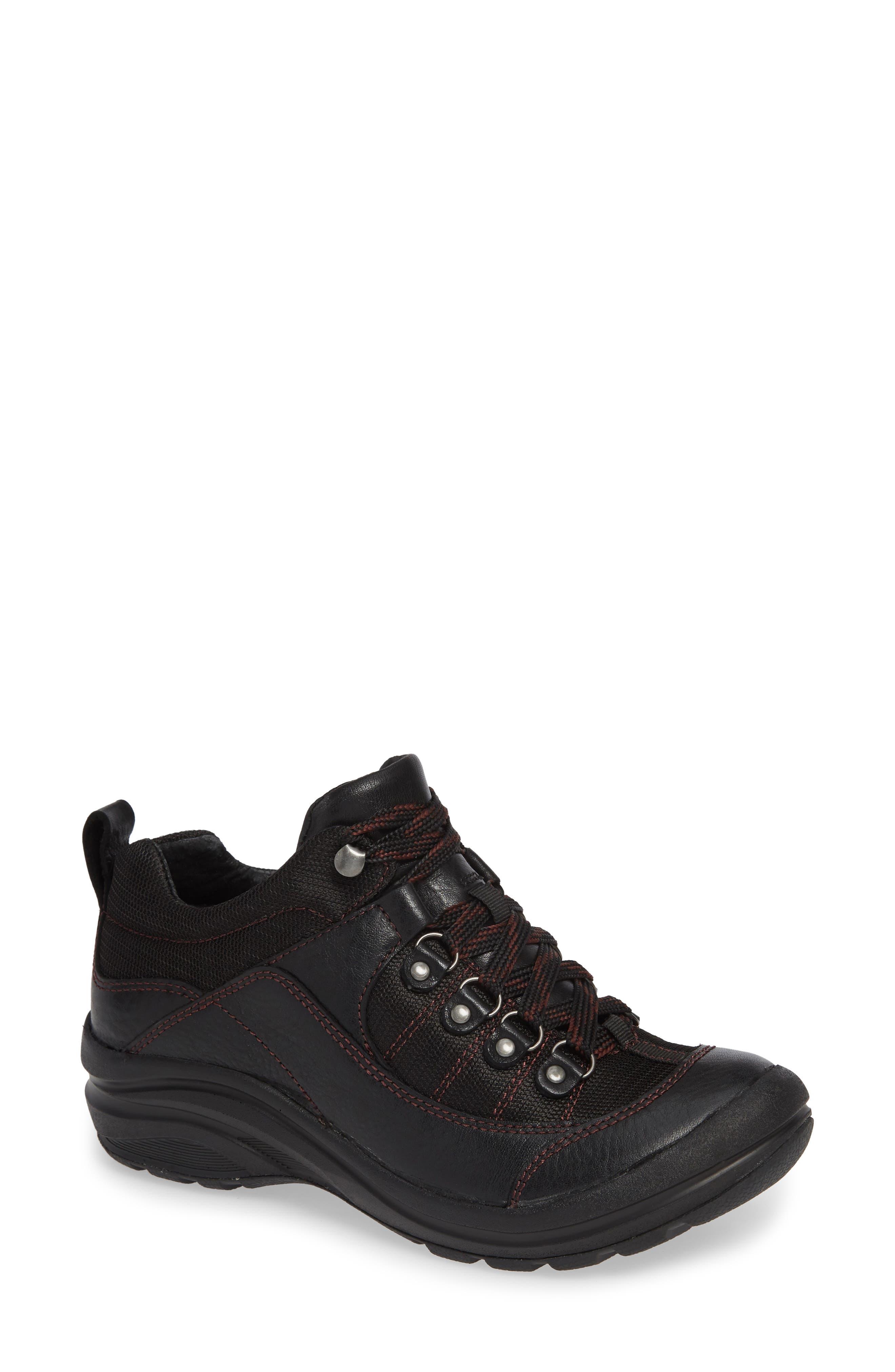 Bionica Milliston Waterproof Hiking Waterproof Boot, Black