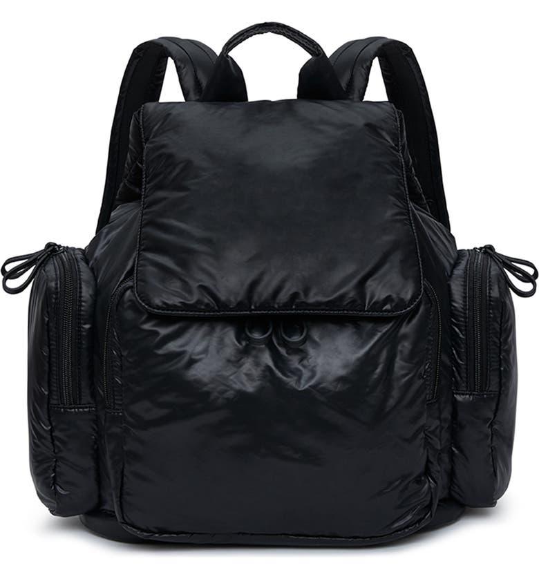 CARAA Cirrus Backpack, Main, color, BLACK