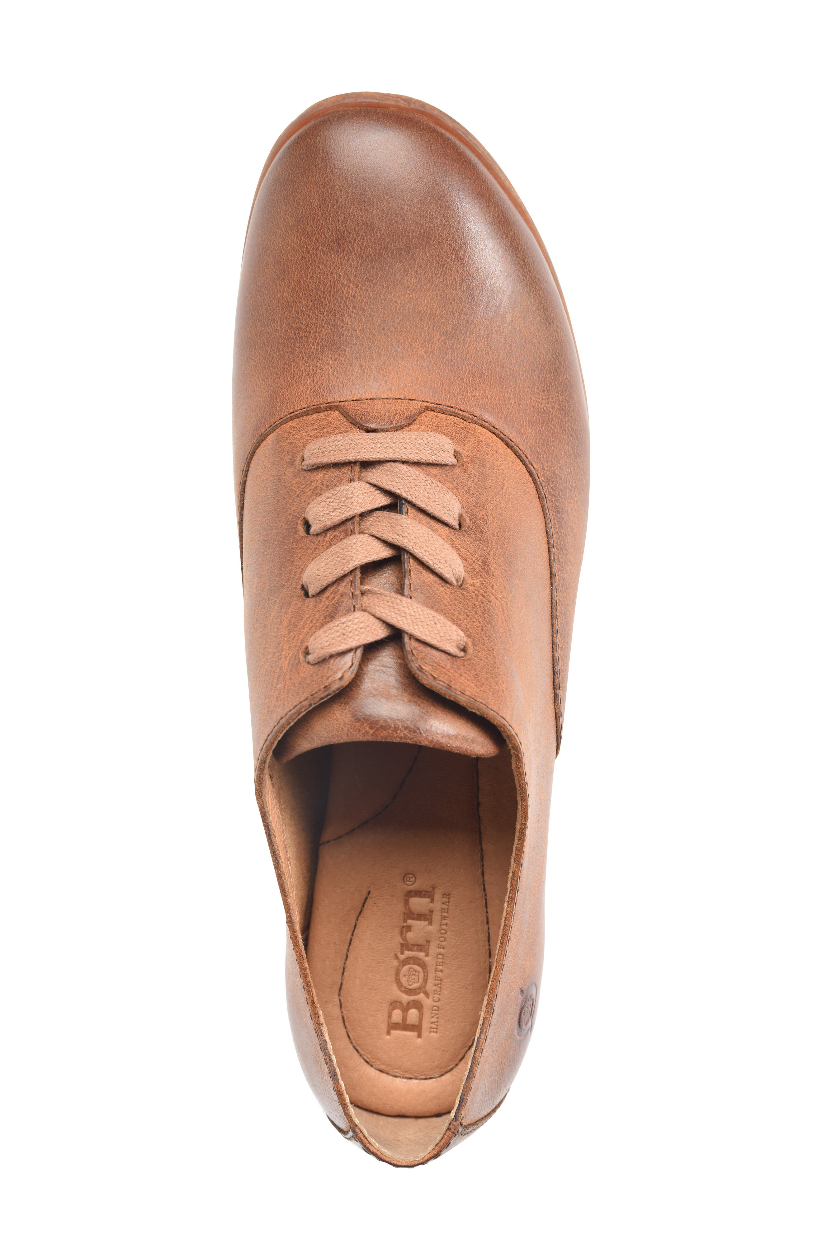 ,                             Gila Oxford,                             Alternate thumbnail 5, color,                             TAN LEATHER