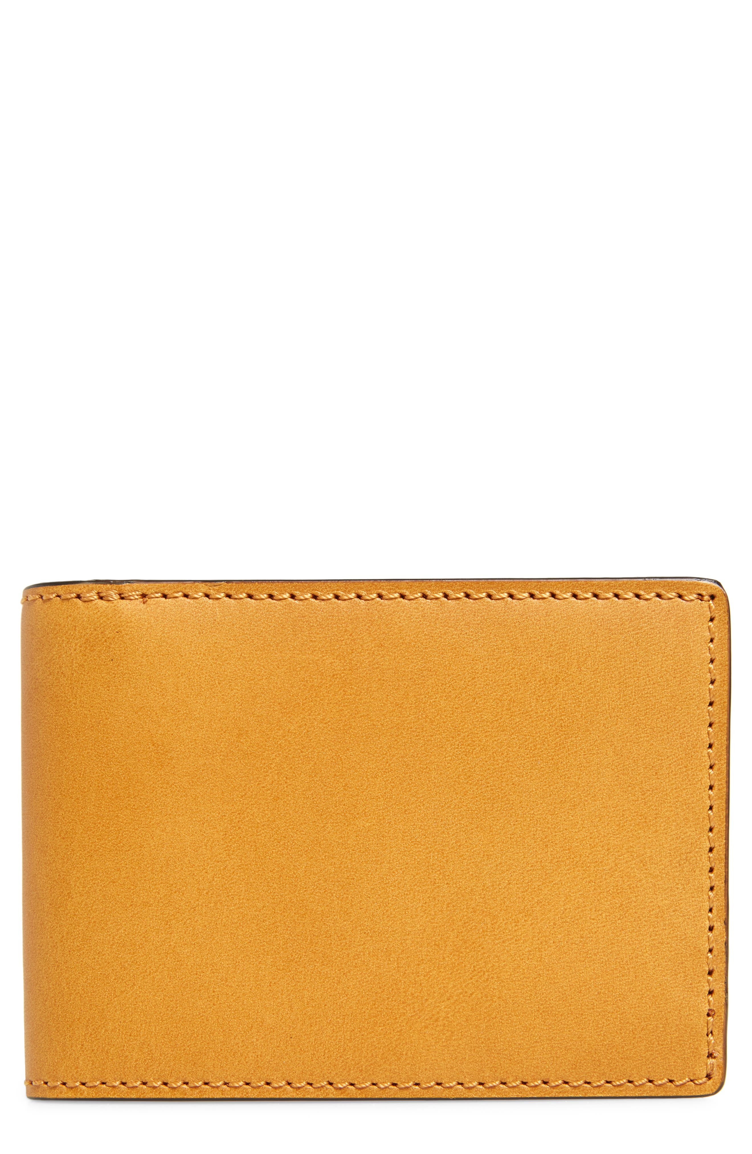 Italo Small Leather Bifold Wallet