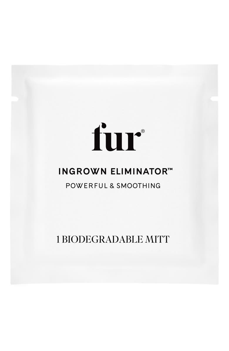 FUR SKINCARE Ingrown Eliminator Cloths, Main, color, NO COLOR