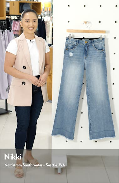 Ab-Solution High Rise Flare Jeans, sales video thumbnail