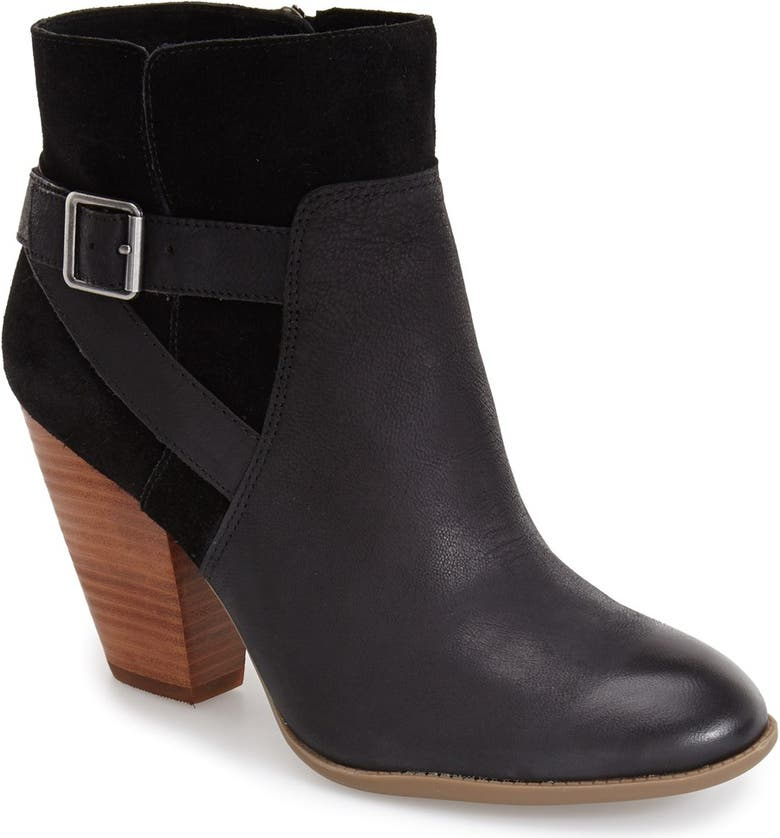 SOLE SOCIETY 'Hollie' Bootie, Main, color, 001