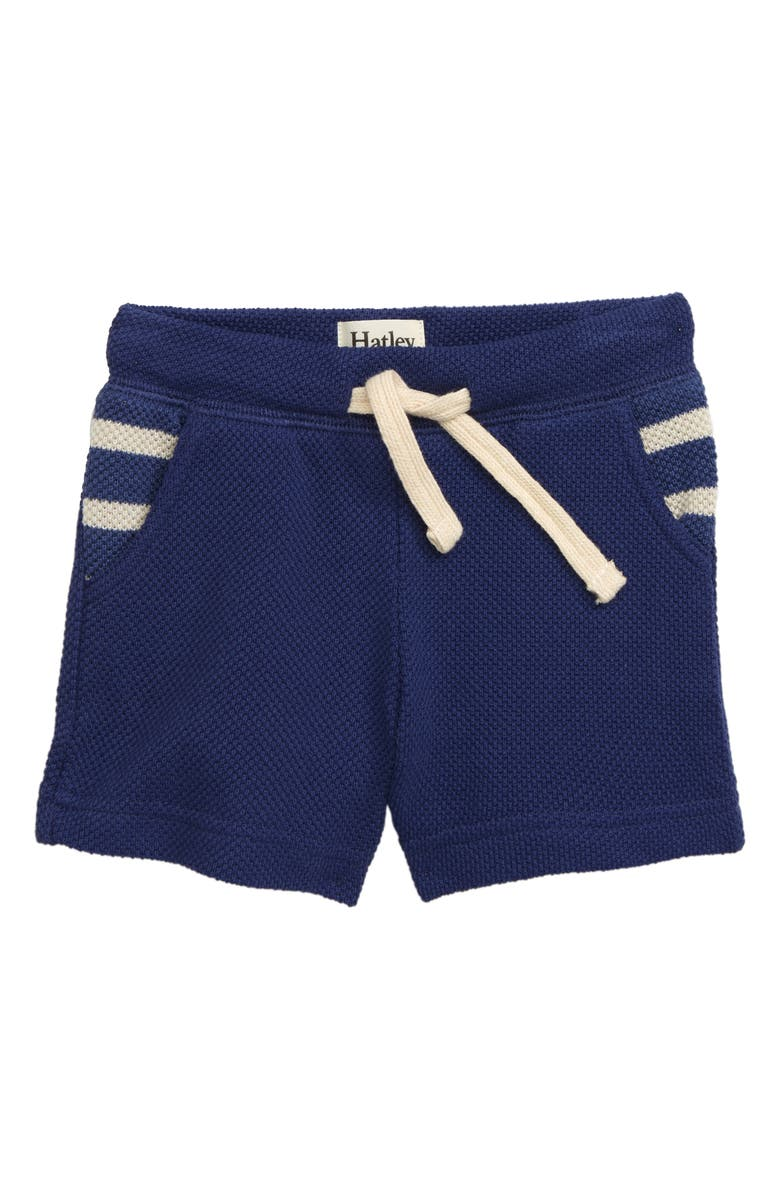 HATLEY Nautical Knit Shorts, Main, color, 400