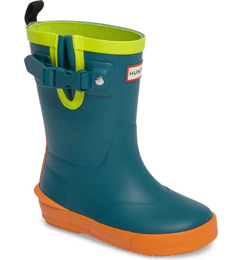 HUNTER Davison Rain Boot, Main, color, 300