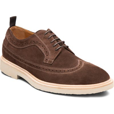Gordon Rush Arlo Wingtip, Brown