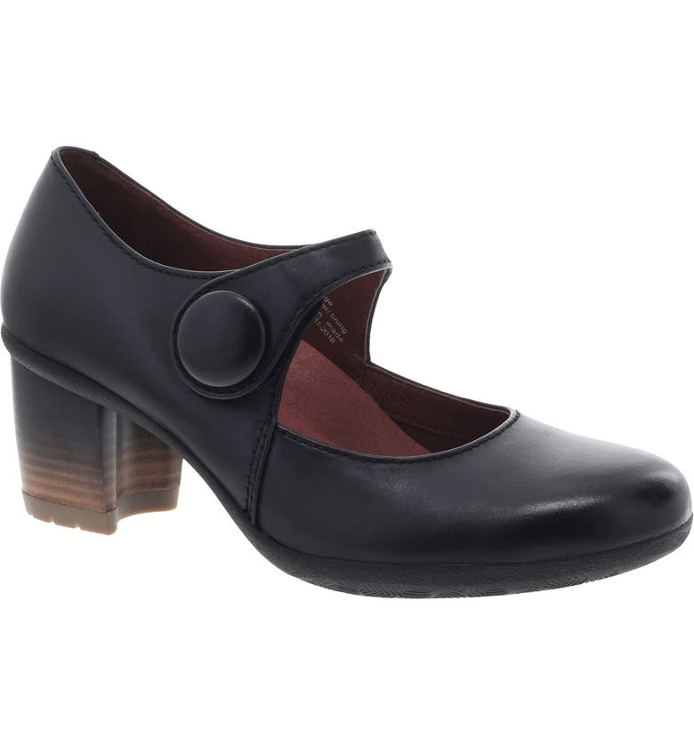 DANSKO Page Pump, Main, color, 001