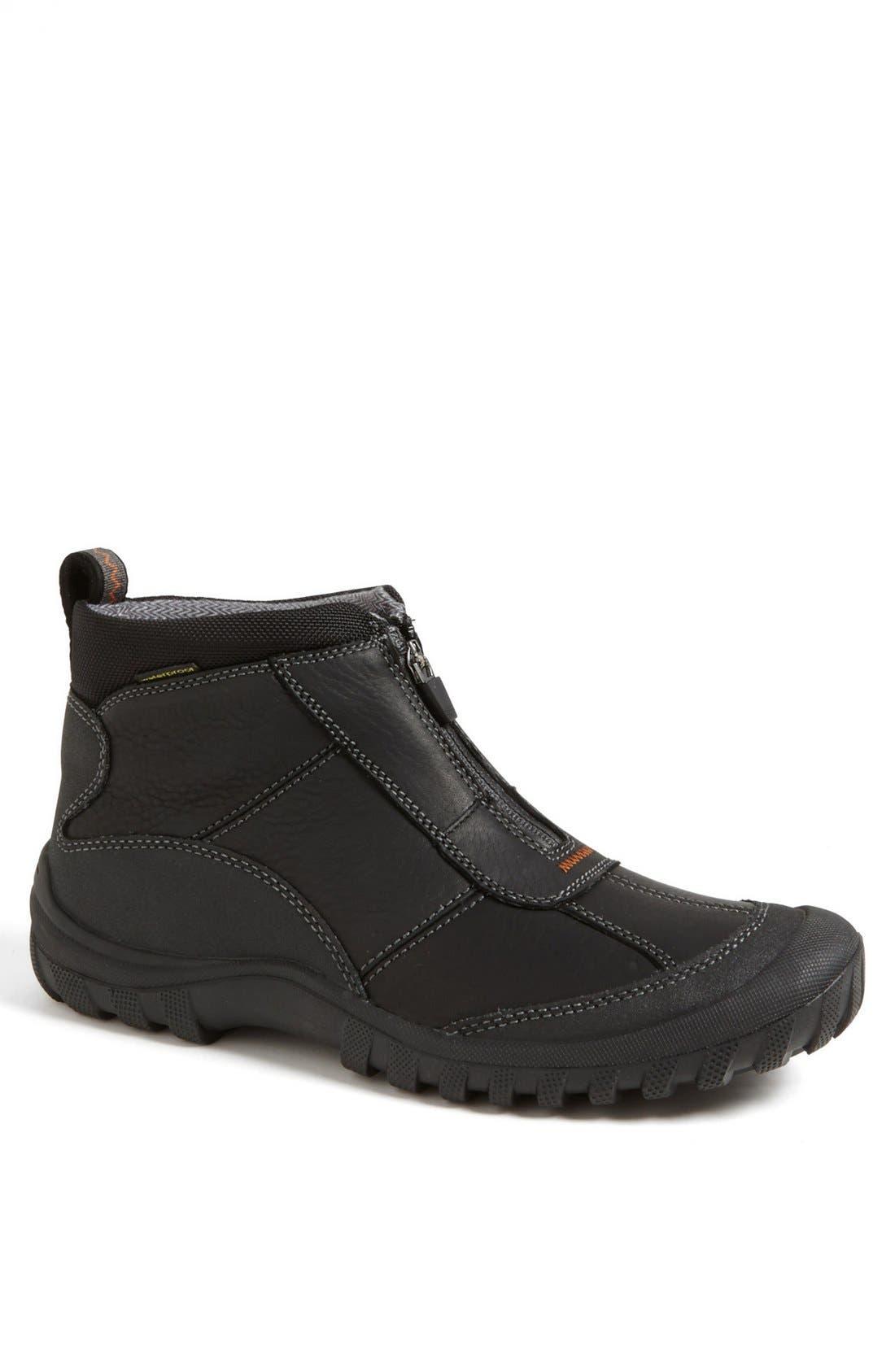 'Archeo' Zip Boot, Main, color, 003