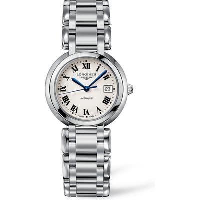 Longines Primaluna Automatic Bracelet Watch, 30Mm